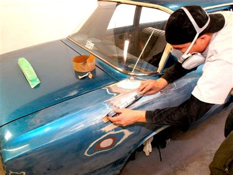 painting cars how to paint a car