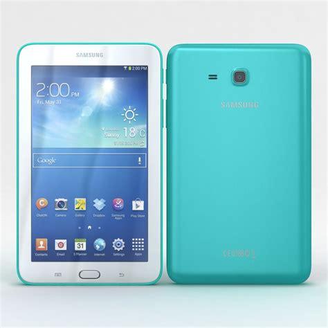 Samsung Tab 3 Ukuran 7 samsung galaxy tab 3 3d model