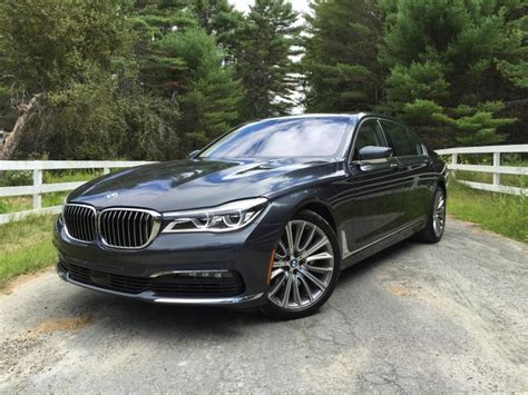 bmw 750 coupe review 2016 bmw 750i xdrive ny daily news