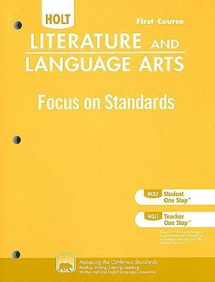 0030651026 holt literature and language arts buy new used books online with free shipping better