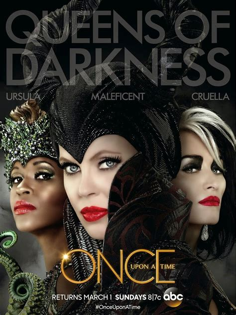 once upon a time season 4 poster released fans make