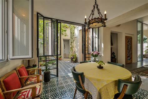 property decorated in 1930s tel aviv design israel
