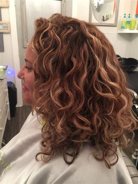 deva curl highlights pintura highlights the color method for curly hair