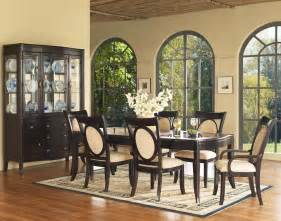 Elegant Dining Room Chairs Perfect Formal Dining Room Sets For 8 Homesfeed
