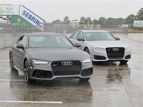 pimpandhost 2016 custom 2016 audi rs 7 performance and s8 plus first drive review