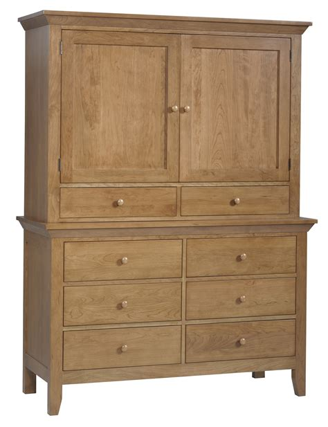 American Armoire by American Expressions Amish Style Armoire