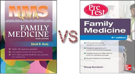 Family Medicine Shelf by Nbme Shelf Med Student Books