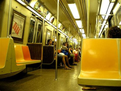 car upholstery nyc mta dismisses mayoral candidate s idea to extend g train