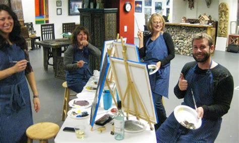 groupon paint nite byob byob painting class catchers groupon