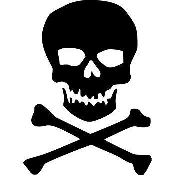 jolly roger boat decal pirate jolly roger crossbones skull vinyl