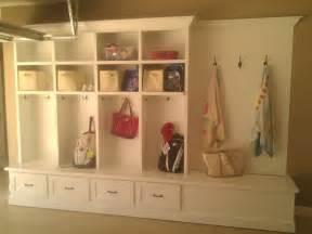 lockers for home interior design custom wooden mudroom locker