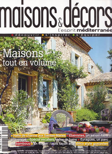 zeitschrift deko magazine d 233 co jardinage