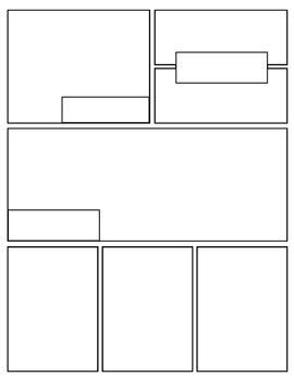 novel templates for pages comic books graphic novels and comic on pinterest