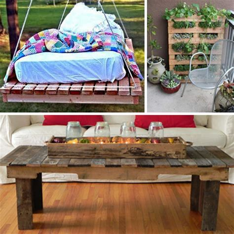 Pallet Furniture Diy Projects Craft Ideas How To S For 13 Diy Pallet Projects To Load Your House With Charm Urbanist