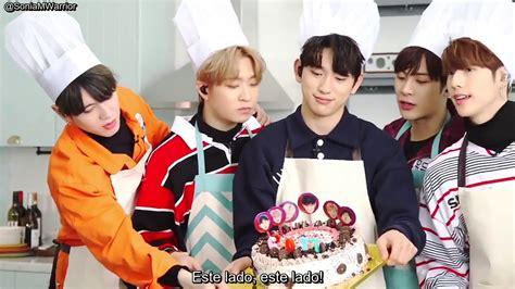 got7 dingo sub esp got7 dingo cooking live never ever youtube