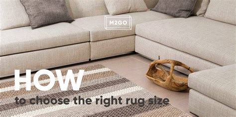 how to choose the right area rug home blog how to choose the right rug size m2go
