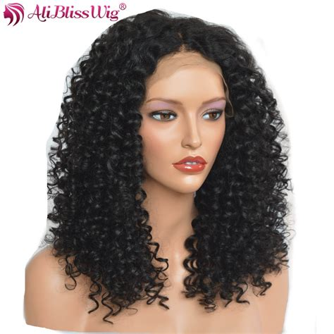 aliexpress wigs 360 aliblisswig curly 360 lace wigs with baby hair natural