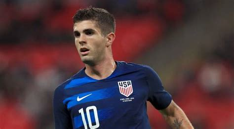 christian pulisic to chelsea chelsea eyeing christian pulisic to replace eden hazard