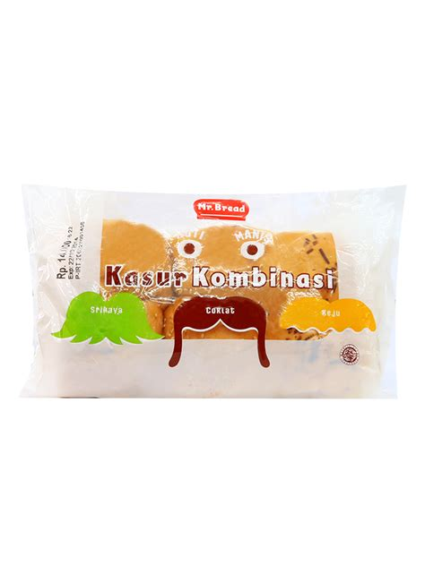 Mr Bread Roti Manis Kasur Coklat mr bread roti manis kasur kombinasi pck klikindomaret