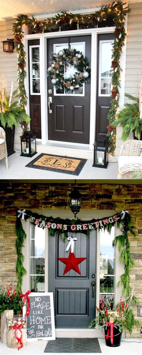 front yard christmas decorating ideas gorgeous outdoor decorations 32 best ideas tutorials a of rainbow