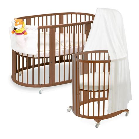 Baby Cribs by 16 Beautiful Oval Baby Cribs For Unique Nursery