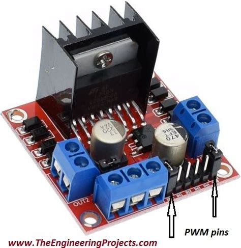 how to motor using arduino dc motor speed using arduino the engineering