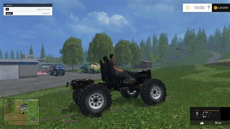 land rover mod land rover defender 90 trial ls 15 farming simulator