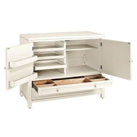 martha stewart craft collection ana white woodworking martha stewart living 42 in wood craft space storage