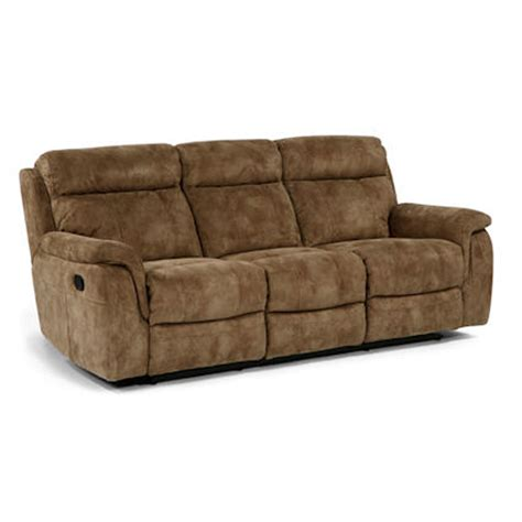 Flexsteel Reclining Sofas Flexsteel 1425 62 Casino Reclining Sofa Discount Furniture At Hickory Park Furniture