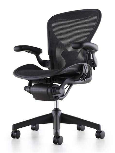 Aeron Chair by Herman Miller Classic Aeron 174 Chair Fully Loaded Gr