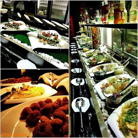 Restaurant Review Samba Brazilian Steakhouse Steakhouse Buffet