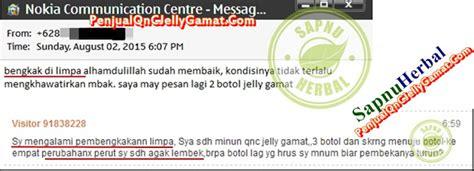 Obat Pembengkakan Limpa Mujarab Qnc Jelly Gamat obat limpa mengeras tradisional gastric health tablet