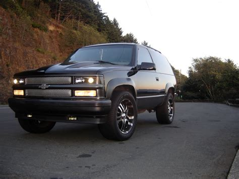 bigbadhoe  chevrolet tahoe specs  modification info  cardomain