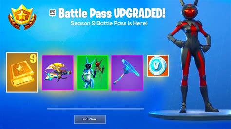 season  battle pass   items  fortnite