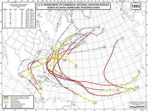 us hurricane history map hurricanes below 300 ppm the deplorable climate science