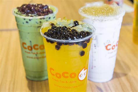 coco bubble tea coco fresh tea juice yonge st