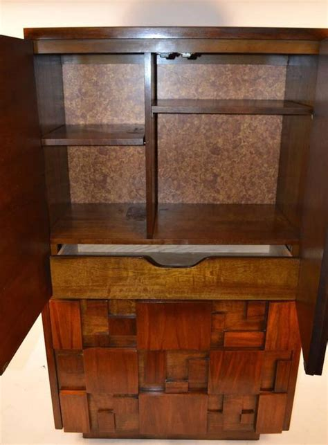 Wardrobe Dresser For Sale Brutalist Mosaic Chifferobe Wardrobe Dresser For Sale