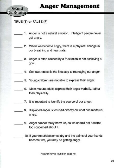 anger management prevention understanding resolution books anger management