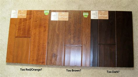 different color stains for hardwood floors 4 photos