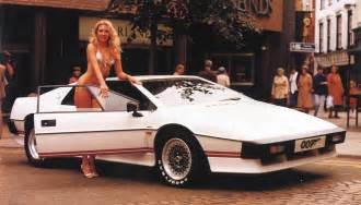 Ss Lotus Bond S Lotus Esprit Turbo