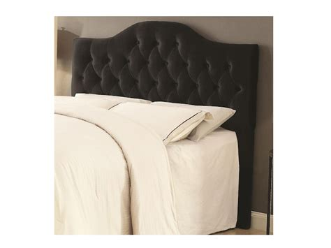 black upholstered headboard king black upholstered cal e king headboard shop for