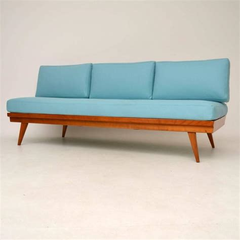 Retro Sofa Retro Sofa Daybed By Wilhelm Knoll Vintage 1950s For Sale