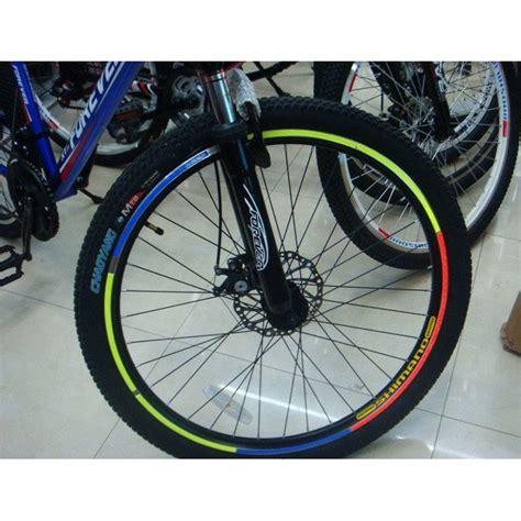 Bicycle Wheel Reflective Sticker Stiker Roda Sepeda 8 bicycle wheel reflective sticker stiker roda sepeda 8 multi color jakartanotebook