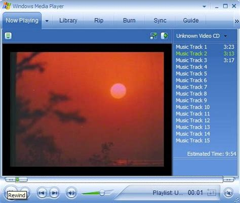 what format do dvd player read playing movie vcd with windows media player