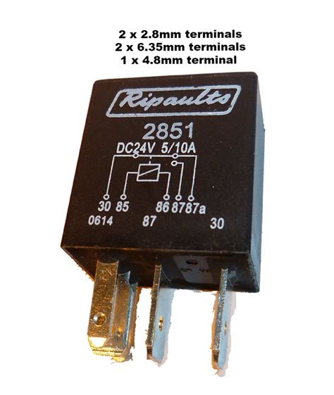 wiring diagram for 24 volt relay k
