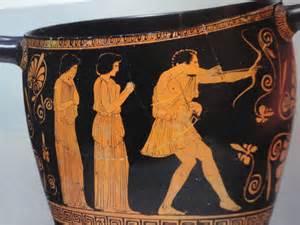 regards et 233 motions sur les vases grecs