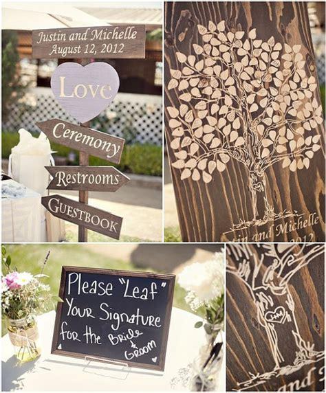 introducing rustic wedding guide eco beautiful