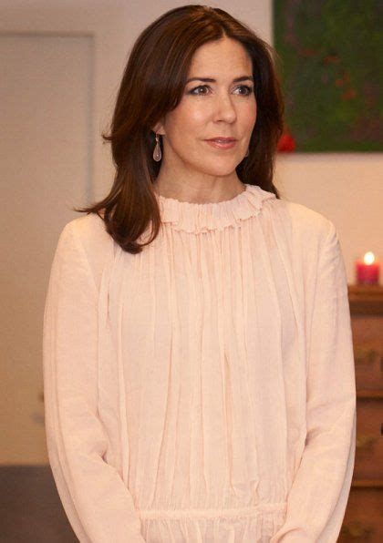 princess mary of denmark new bangs 17 best images about royal families on pinterest
