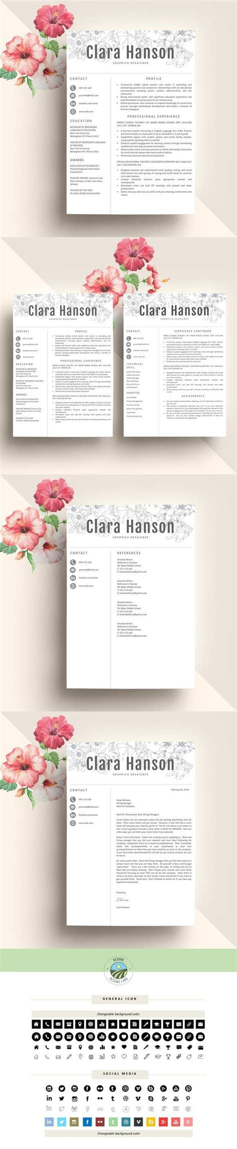 creative cover letters for marketing creative resume template cv resume templates