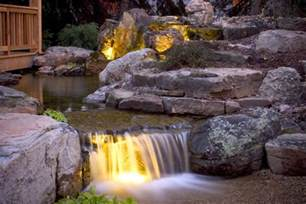aquascape light water garden lighting aquascape wolf creek company